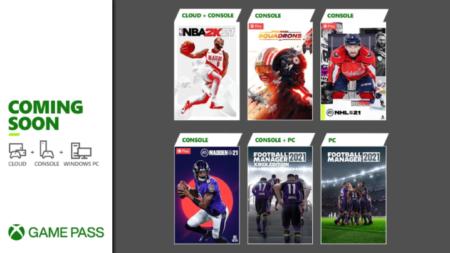 Xbox Game Pass: giochi di marzo