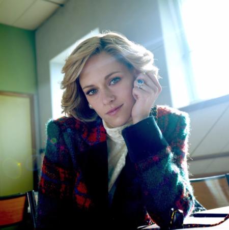 """""""Spencer"""": gli ultimi giorni di riprese del film con Kristen Stewart"""