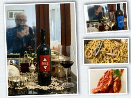 Siciliani, energici, brillanti e irresistibili, come i fratelli Rosario e Beppe Fiorello, i vini della Cantina Basile di Pantelleria