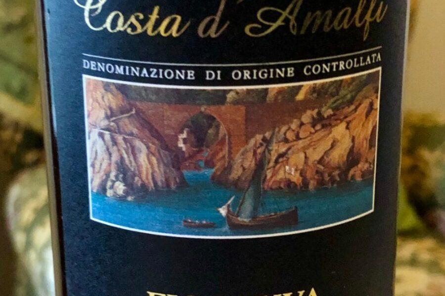 """""""Il vino ama il profumo del mare"""""""