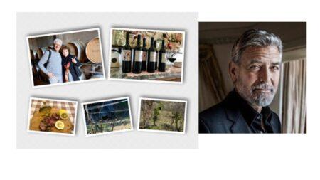 Chissà se George Clooney ha mai assaggiato questo vino!