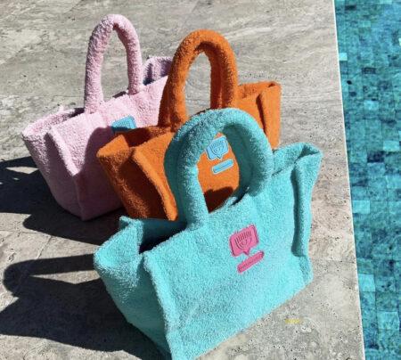 Chiara Ferragni lancia la borsa mare per quest'estate.. in pochissimo sold out!!