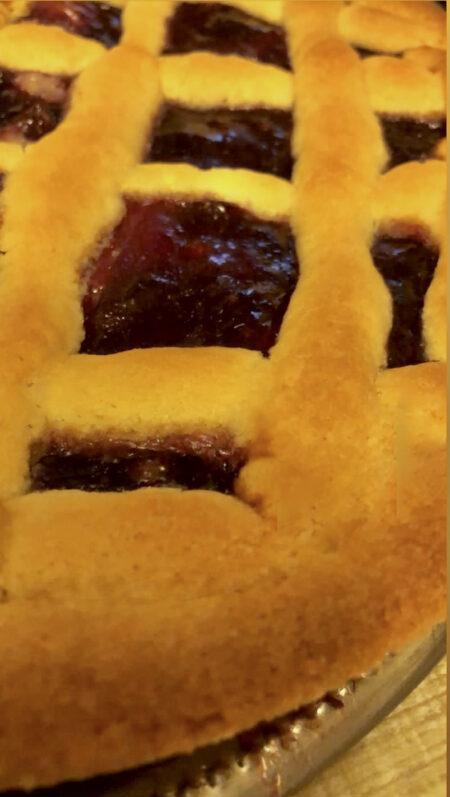 La crostata di Mary!!