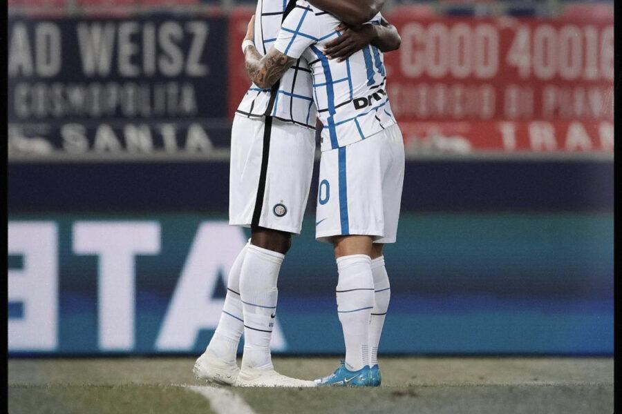 Inter a tutto Lukaku