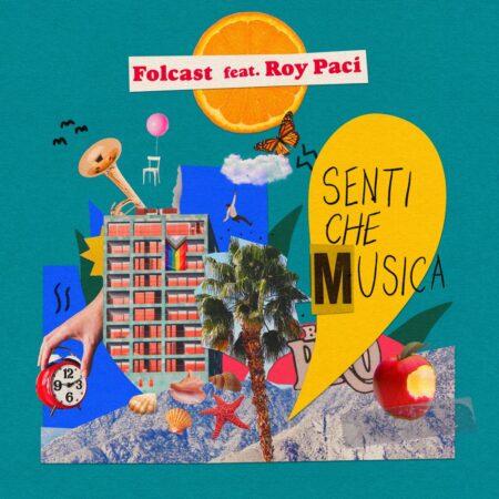 """Esce oggi il singolo di Feat. Roy Pace """"Senti che musica"""""""