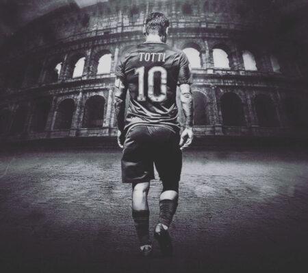 Il Capitano di Roma: Francesco Totti