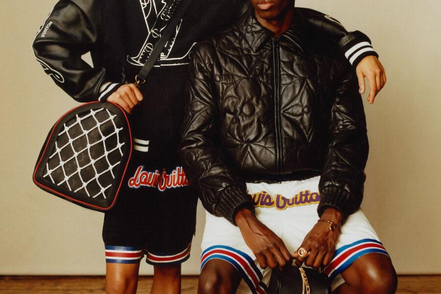 Louis Vuitton per NBA