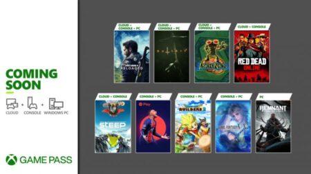 Xbox Game Pass: giochi di maggio