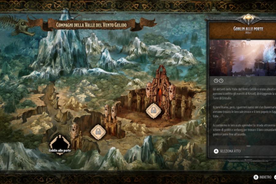 Provato: Dungeons&Dragons Dark Alliance