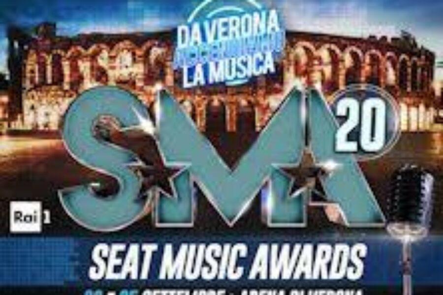 Il 9 e 10 settembre tornano i Music Awards su Rai1