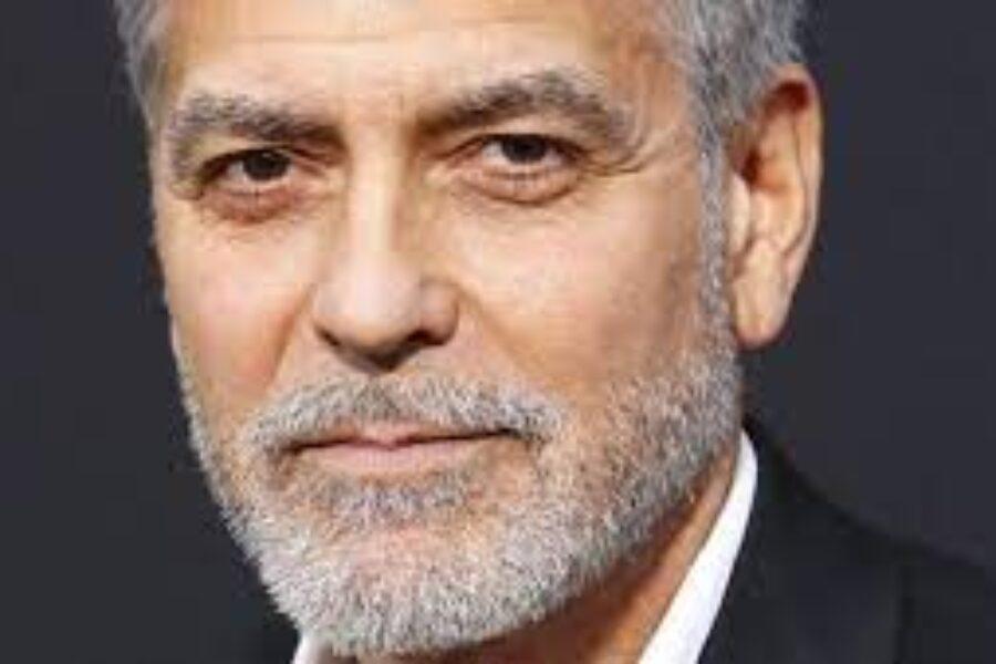 Clooney PAPA' per la 3′ VOLTA !!!