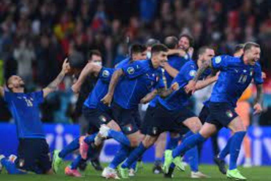 MATTARELLA VOLA a LONDRA per la FINALE di  EURO 2020