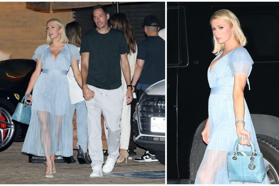 Paris Hilton in DOLCE attesa…