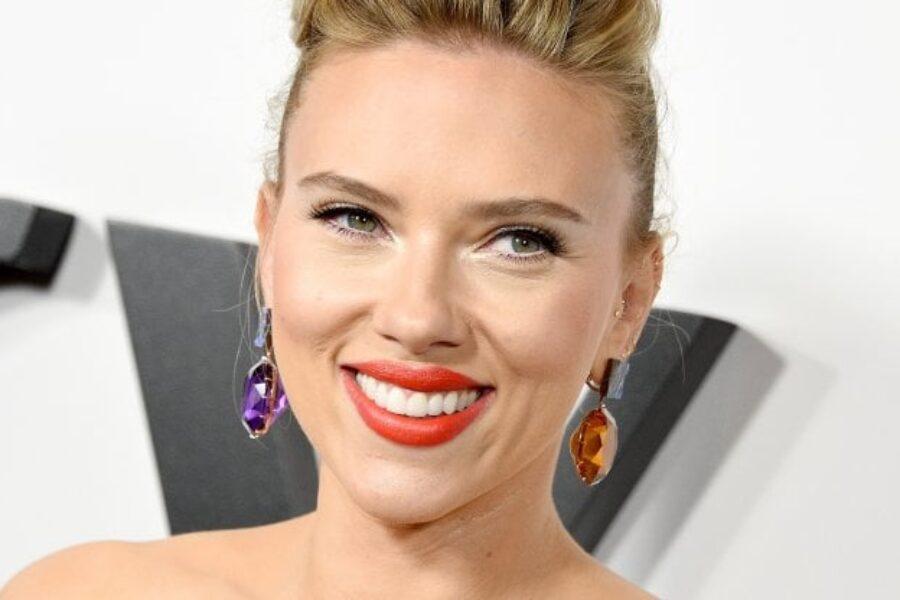 Scarlett Johansson ha DATO alla LUCE il secondo FIGLIO.