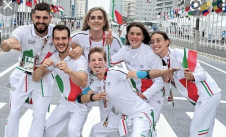 Altre  SODDISFAZIONI  per  l'ITALIA alle Paralimpiadi di Tokyo 2020, e VOLA nei primi POSTI del medagliere.