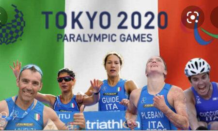 Paralimpiadi Tokyo 2020: l'Italia VINCE nuove MEDAGLIE anche nella STAFFETTA, TIRO con l'ARCO, nella CARABINA  e nel LANCIO del PESO.