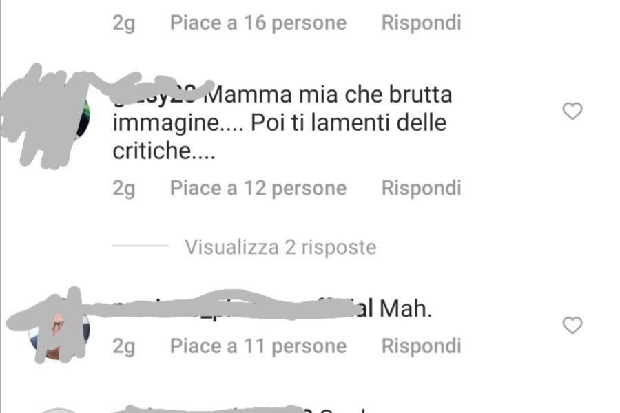 SONIA Bruganelli ATTACCATA sui SOCIAL