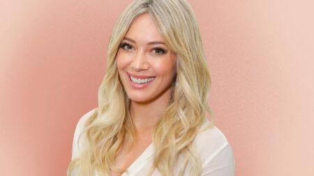 Hilary Duff colpita dalla variante Delta
