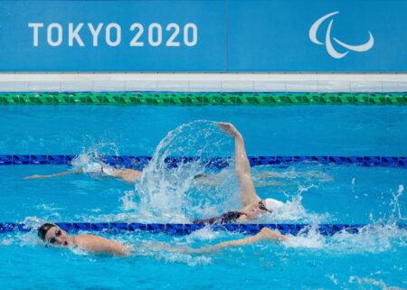 Buon INIZIO per l'ITALIA  alle Paralimpiadi di Tokyo 2020:  dal NUOTO  2 medaglie d'ORO, 1 d'ARGENTO e  2 di BRONZO.