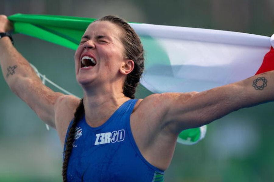 Giochi Paralimpici 2020: l'Italia conquista due medaglie al TRIATHLON