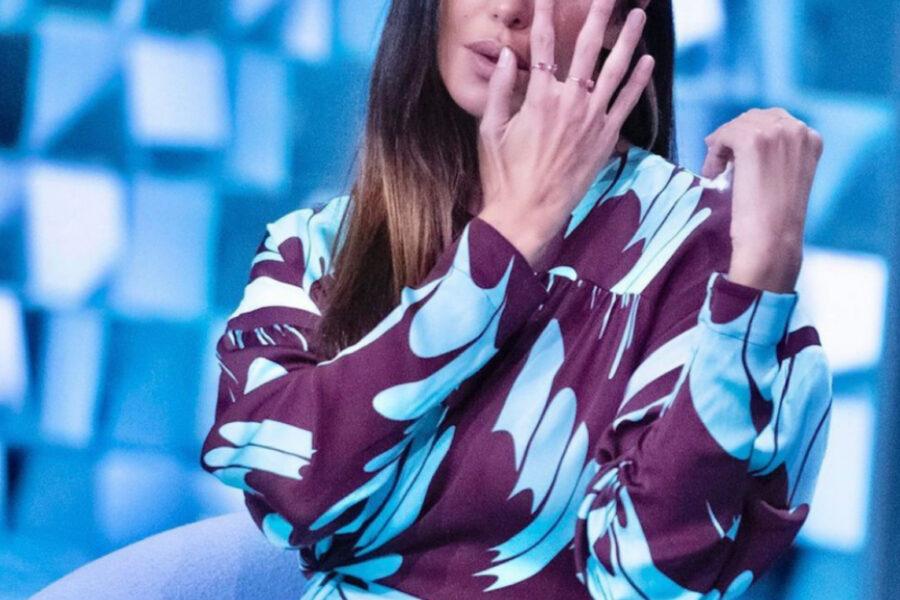 Belen Rodriguez 1′ ospite a Verissimo si racconta …