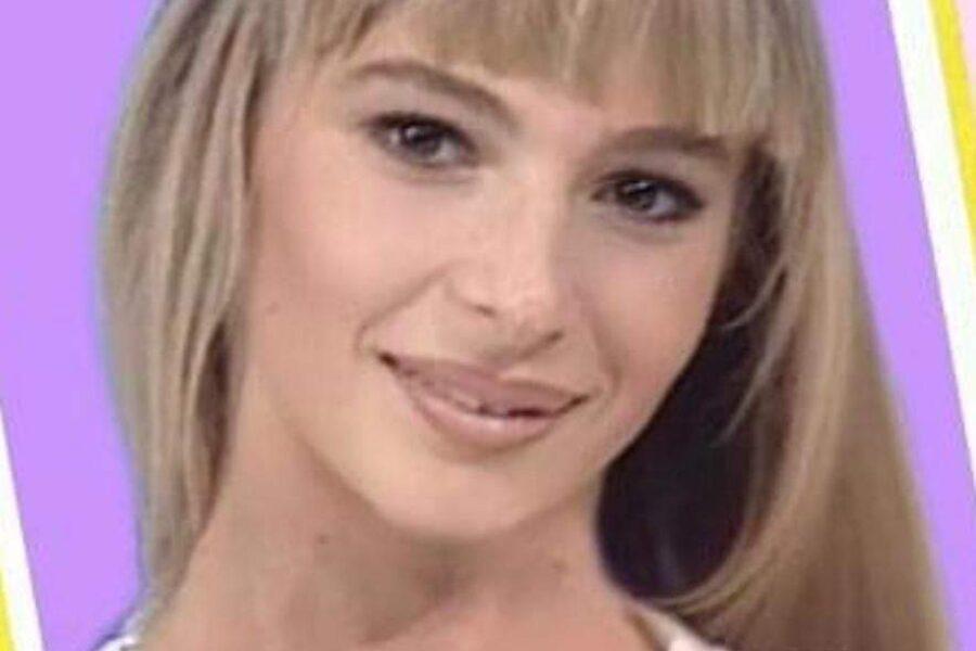 """Rivelazioni CHOC su """"Non è la Rai""""  da parte di Laura Colucci."""