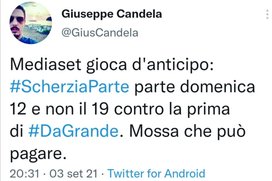 """Anticipato l'inizio di """"Scherzi a Parte"""", sfiderà il programma Rai """"Da Grande"""", Enrico Papi vs Alessandro Cattelan, chi vincerà gli ascolti?"""