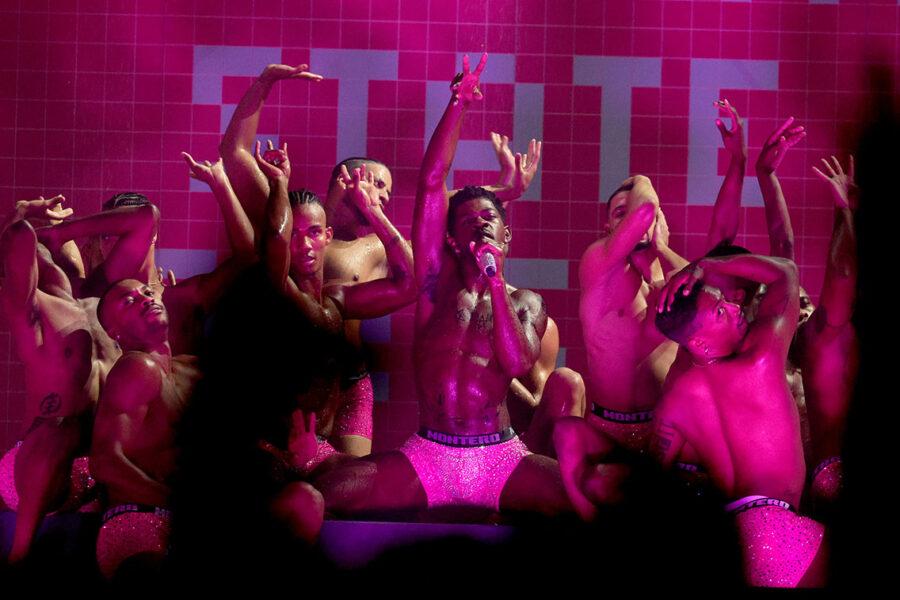 MTV Music Awards tra  ECCENTRICITA' e MUSICA