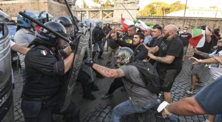 La RABBIA   NO-VAX