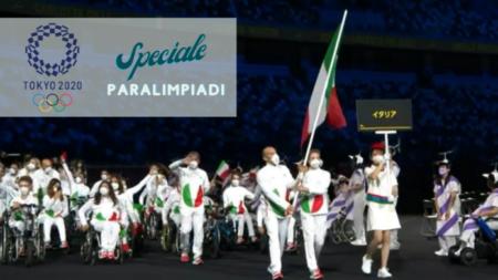 Paralimpiadi di Tokyo 2020 : Ancora una Medaglia d'oro per l'Italia  nella staffetta di HANDBIKE, quota 58 medaglie.