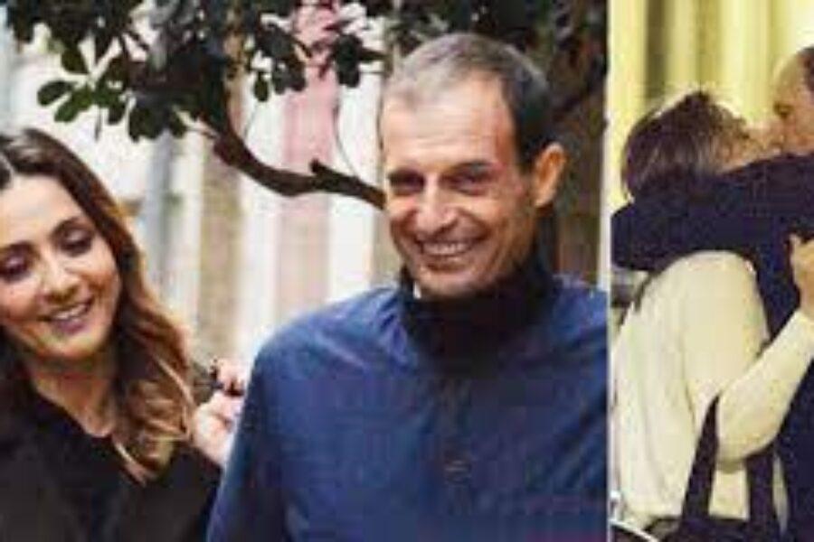 Massimiliano ALLEGRI, richiesta SCONCERTANTE  ad Ambra!!!